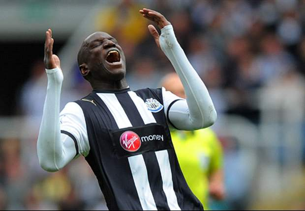 Demba Ba plots summer Newcastle exit