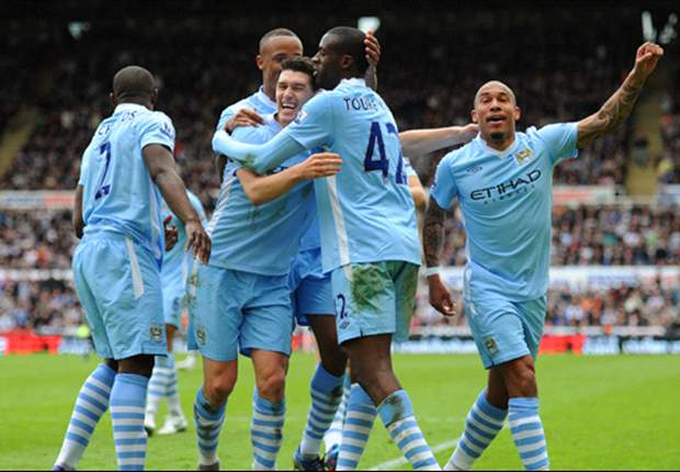 TEAM NEWS: Mancini names unchanged Manchester City XI for title-defining QPR clash