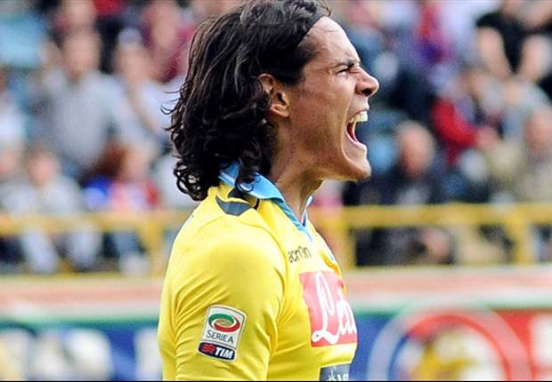 Juventus to offer Manchester City target Cavani five-year £24m deal