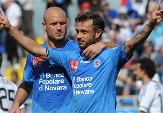 Il Genoa sistema la trequarti: è ufficiale l'arrivo di Marco Rigoni dal Novara
