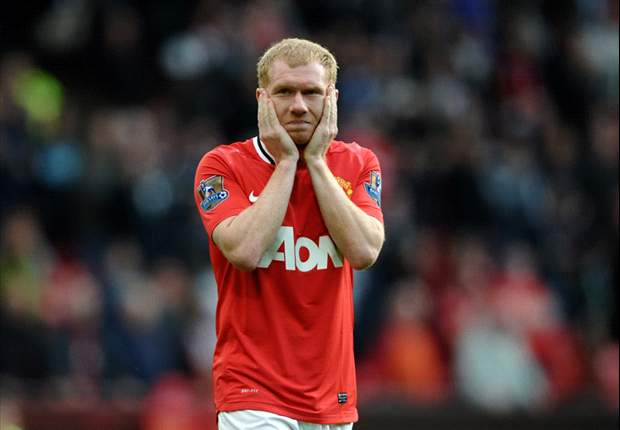 Scholes: I wasn't asked to play for England at Euro 2012