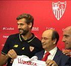 SEVILLA | Fernando Llorente apunta al debut contra el Atleti