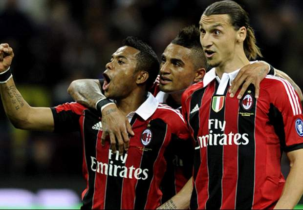 AC Milan Dilirik Saudagar Uni Emirat Arab