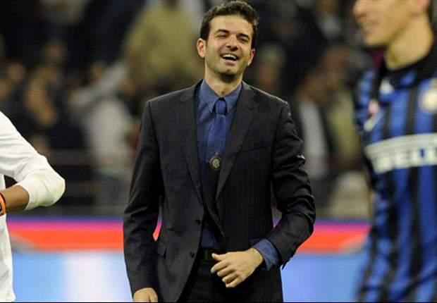 Stramaccioni: Inter will build a team to challenge for the Scudetto