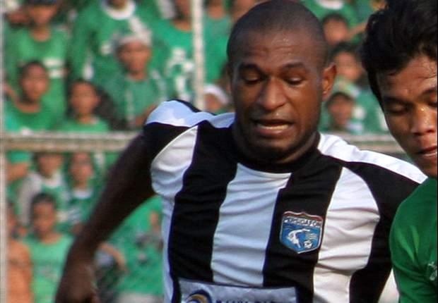 Andri Ibo akan bermain untuk Persipura musim depan