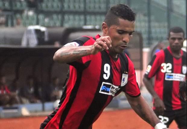 Diminati Sriwijaya FC, Beto Pasang Tarif Dua Miliar