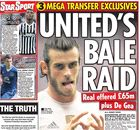 BACK PAGES: The biggest headlines