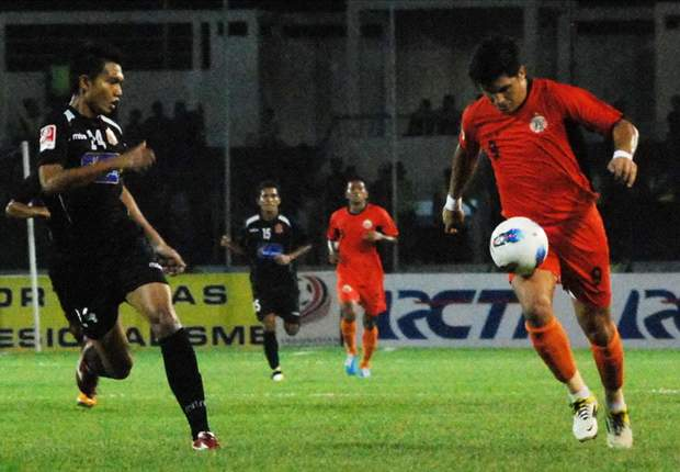 Persijap Jepara Lumat Jakarta FC