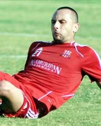 Mitrovic Srecko, 오스트레일리아 대표팀