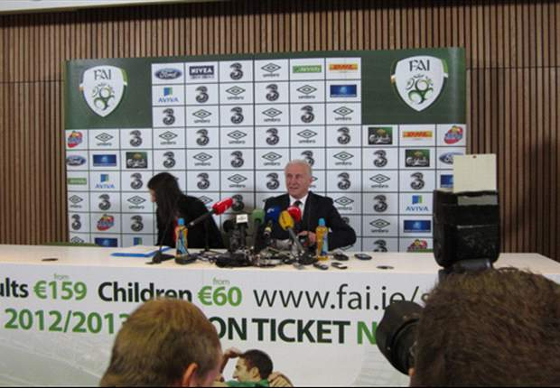 Trapattoni: Confidence and belief growing ahead of Austria clash