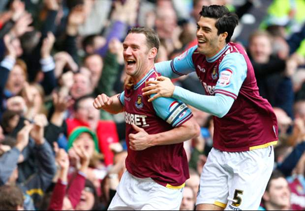 West Ham 3-0 Cardiff (Agg 5-0): Convincing victory sends hosts into Championship play-off final