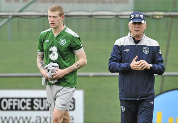 Whelan: Trapattoni risks damaging McClean psychologically