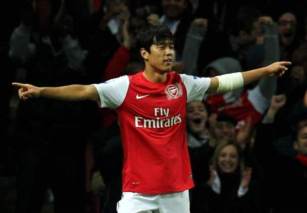 Celta Vigo sign Arsenal striker Park Chu-Young on season-long loan