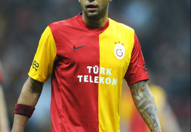 Melo apologises to Galatasaray for his recent Twitter outburst