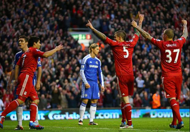 Terry switches off a week early as Liverpool blow Chelsea's top-four chances away