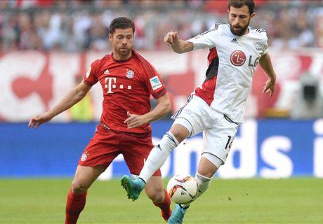 AO VIVO: Bayern 1 x 0 Leverkusen