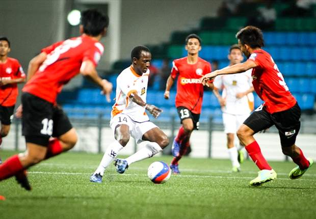 Home United 1-1 Hougang United: Protectors slip up in title race