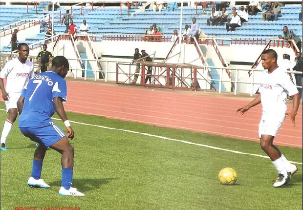 Chikeluba Ofoedu will be ready for Rangers' trip to Enyimba after injury forced him out of training