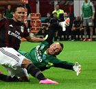 Luiz Adriano gives Milan first win