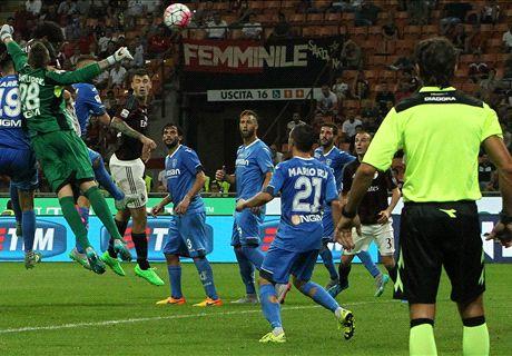 Carlos+Luiz, ma che faticaccia Milan