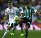 FT: Real Madrid 5-0 Real Betis