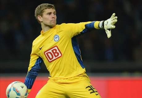 Kraft verlängert bei Hertha BSC