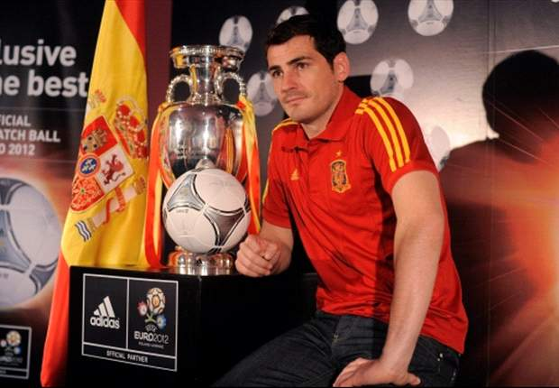 We will be our own biggest rivals, says Spain keeper Casillas