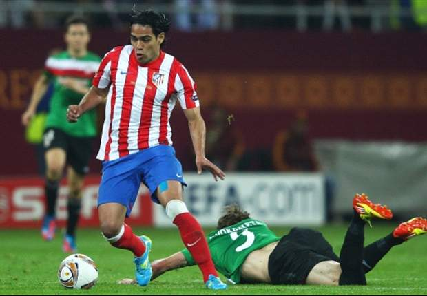 Simeone: There's no ceiling to Falcao's ambitions