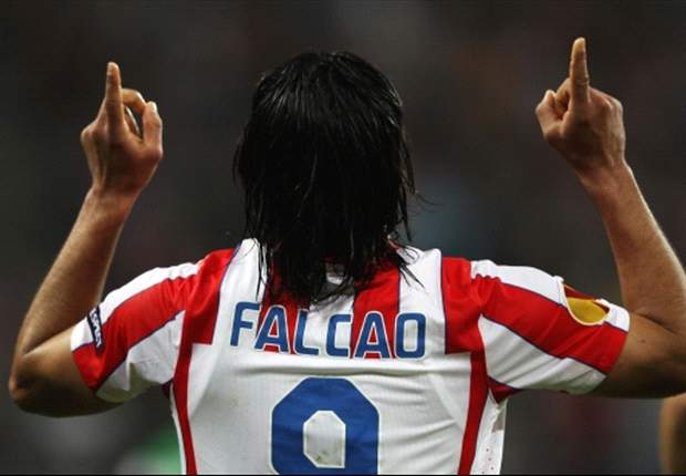 Falcao tight-lipped on Atletico Madrid future
