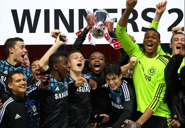 Chelsea Raih Gelar Juara Piala FA Lagi