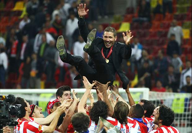 Diego Simeone: Kami Sempurna!