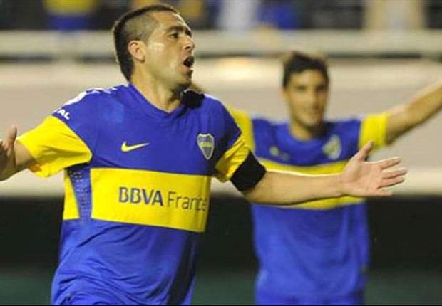 Union Espanola 2-3 Boca Juniors: Inspired Riquelme puts Argentines into last-eight