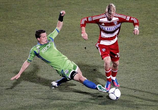 FC Dallas 0-2 Seattle Sounders FC: Fredy Montero at the double
