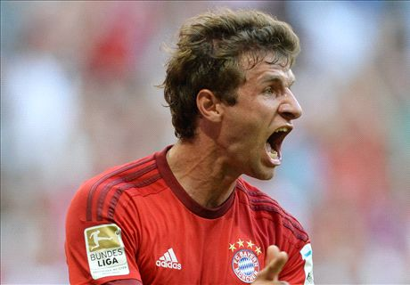 Muller: No Van Gaal contact