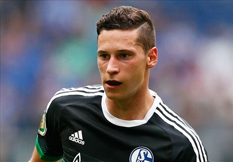 Draxler: Why I snubbed Juventus