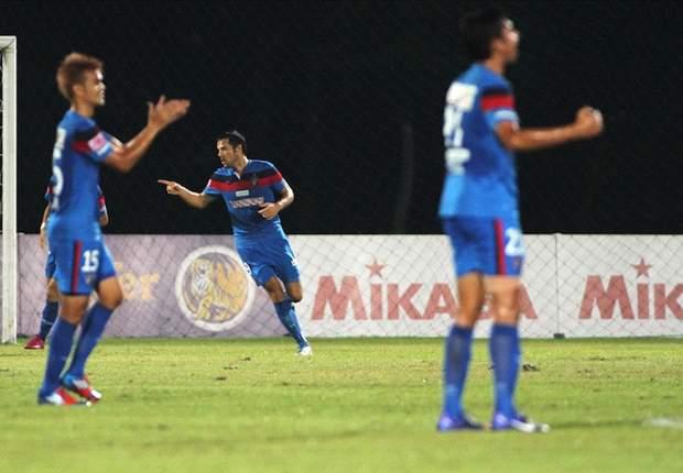 Gombak 0-1 SAFFC: Deja vu for Gombak as SAFFC advance to Singapore Cup final