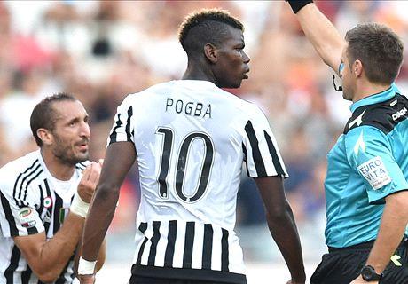 LIVE: Roma 2-0 Juventus