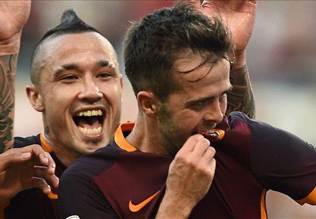 Roma loss leaves Juve winless