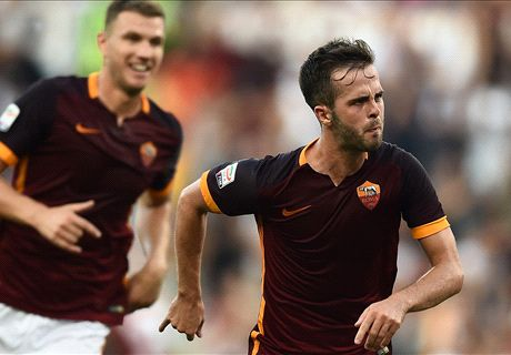Roma loss leaves Juve winless