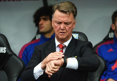 Will LVG rue Man Utd transfer policy?