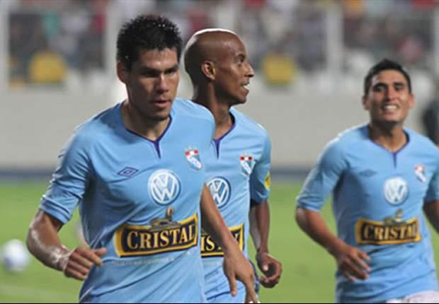 Hernán Rengifo, del Sporting Cristal, ficharía por el Anzhi ruso
