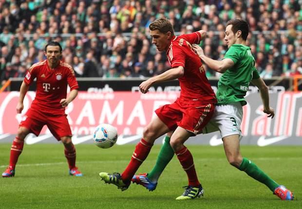 Werder Bremen wartet weiter auf Bayerns Nils Petersen