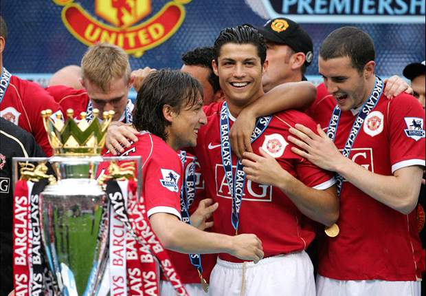 When Cristiano Ronaldo's Manchester United beat City and pipped Mourinho to the Premier League title
