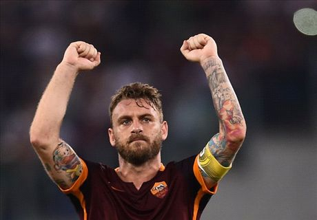 De Rossi: Juve paying for bad business