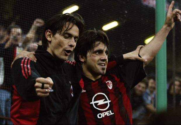 They were in Manchester, they were in Athens, and they'll be in AC Milan hearts forever: Goodbye Gattuso, Inzaghi, Seedorf & Nesta