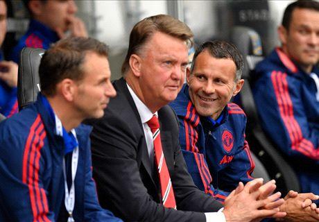 Van Gaal: Man Utd won't panic buy!