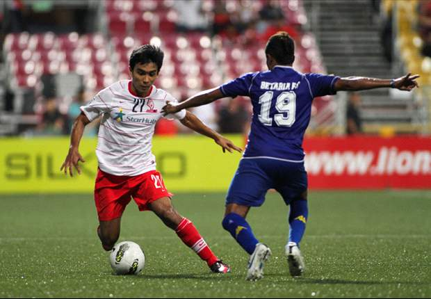 Malaysia Cup quarter-finals LionsXII vs Pahang FA on September 25