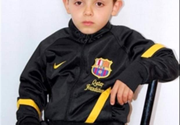 Messi pays medical bills for suffering 12-year-old