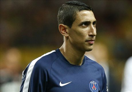 Di Maria: I left Man Utd because of LVG