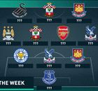 EPL Team Of The Week 2015-2016 สัปดาห์ที่ 4